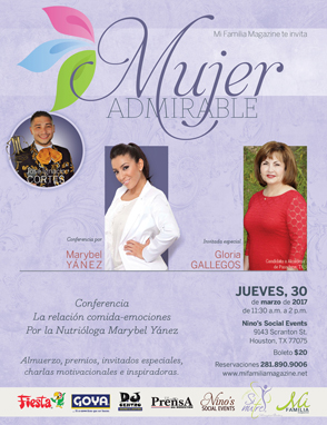 Mujer Admirable